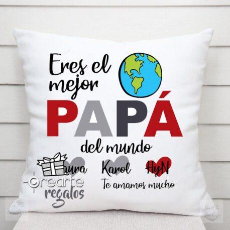 cojin papa